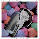Cadillac Allante key for Valentine